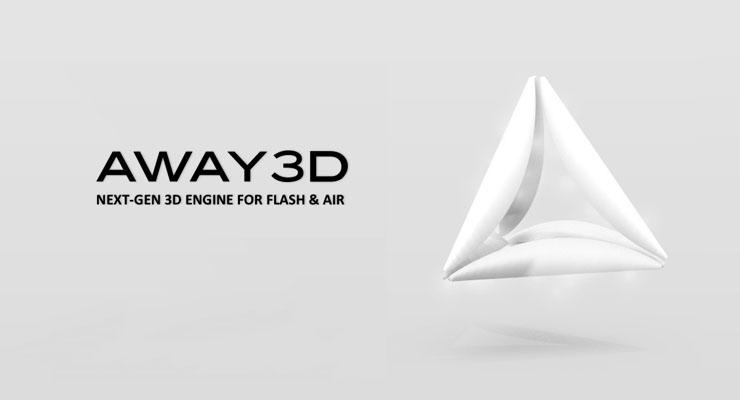 Away3D 4.0