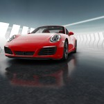Porsche 911 WebGL showcase